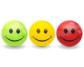 Smiley — Stockfoto