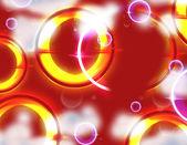 абстрактный красный — Стоковое фото