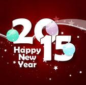 Año 2015 — Foto de Stock