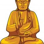 Buddha — Stock Vector #41589943