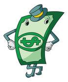 Papiergeld — Stockvector