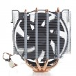 High performance CPU cooler — Stock Photo