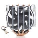 High performance CPU cooler — Stock Photo