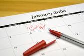 New Year's Resolution — Zdjęcie stockowe
