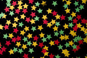 Colored Stars — Stock Photo
