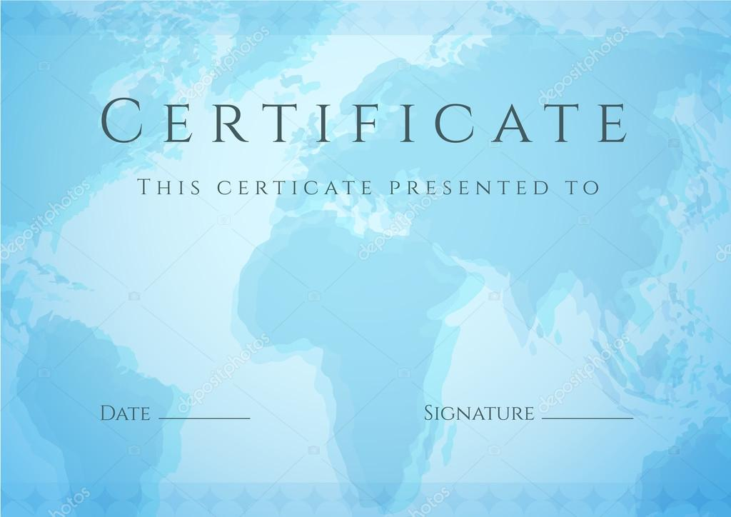 depositphotos_19541181-Horizontal-Blue-certificate-of-completion ...