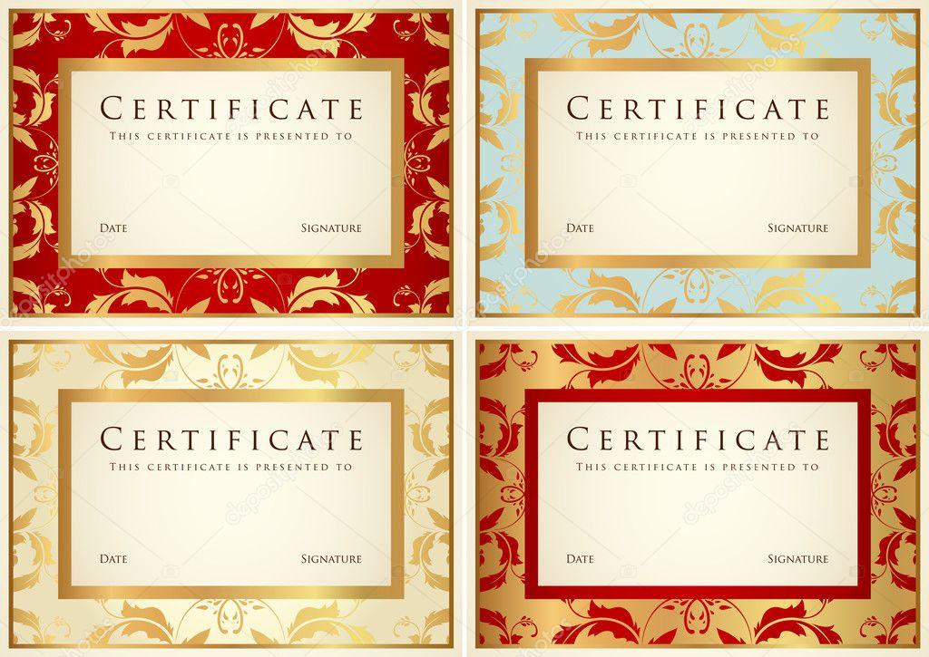 Школьный Сертификат Образец - фото 2