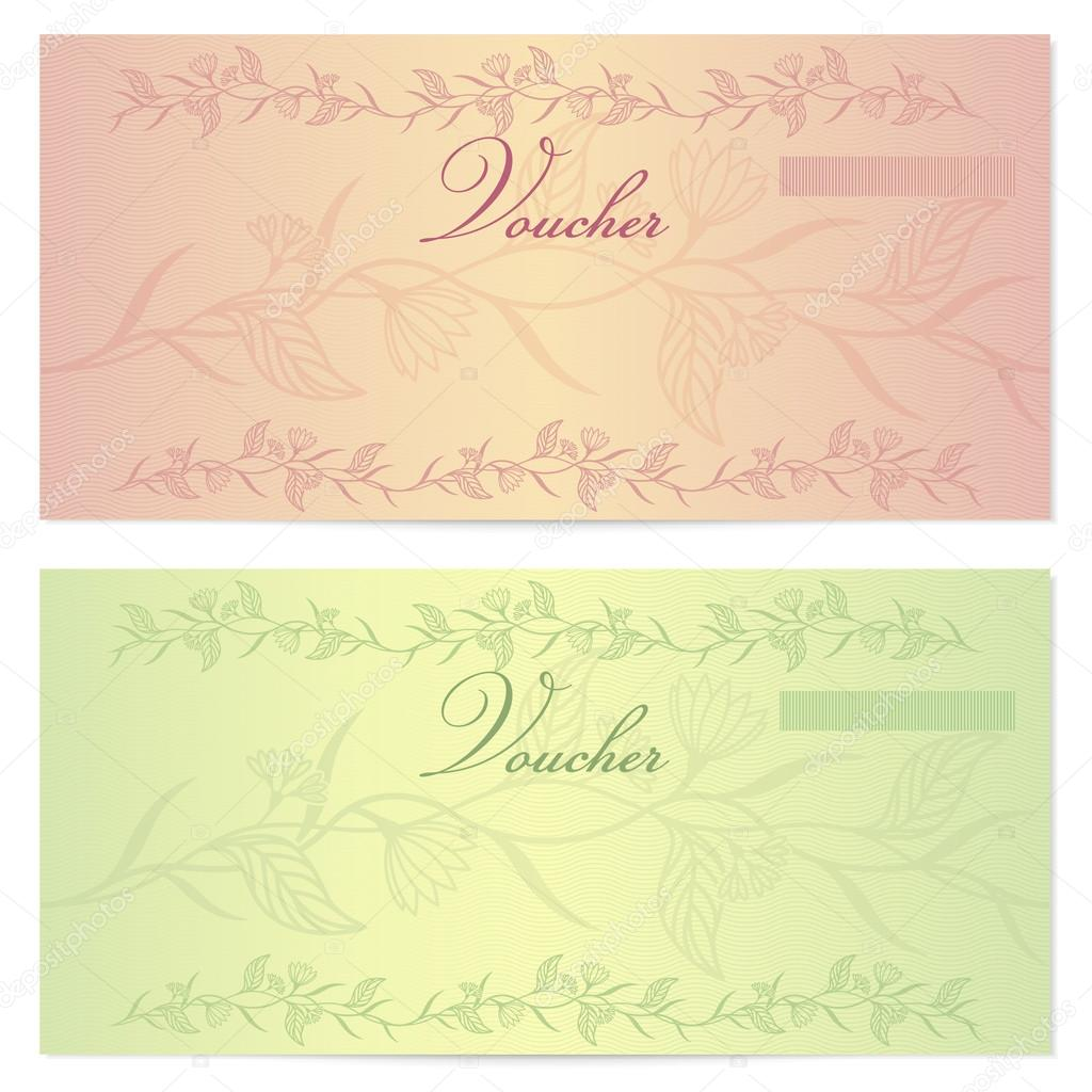 doc coupon layout coupon layout sample coupon template gift certificate voucher coupon template layout floral coupon layout