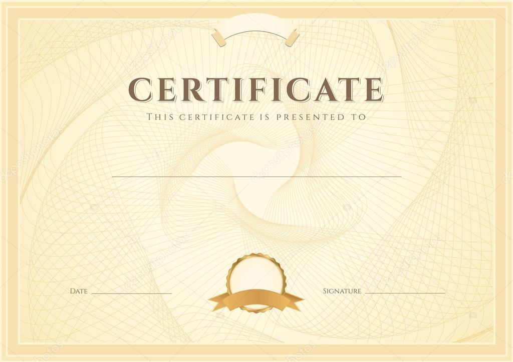 Certificat Dipl 244 Me De R 233 Alisation Mod 232 Le De Conception