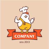 Company logo — Stock Vector