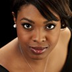 Beautiful confident black woman — Stock Photo