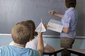 School children in the classroom — Stock Photo