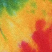 High resolution handmade tie dye fabric for texture and background — Stock Photo