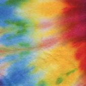 高分辨率手工领带染料织物纹理和背景 — 图库照片