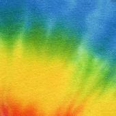 High resolution handmade tie dye fabric for texture and background — Photo