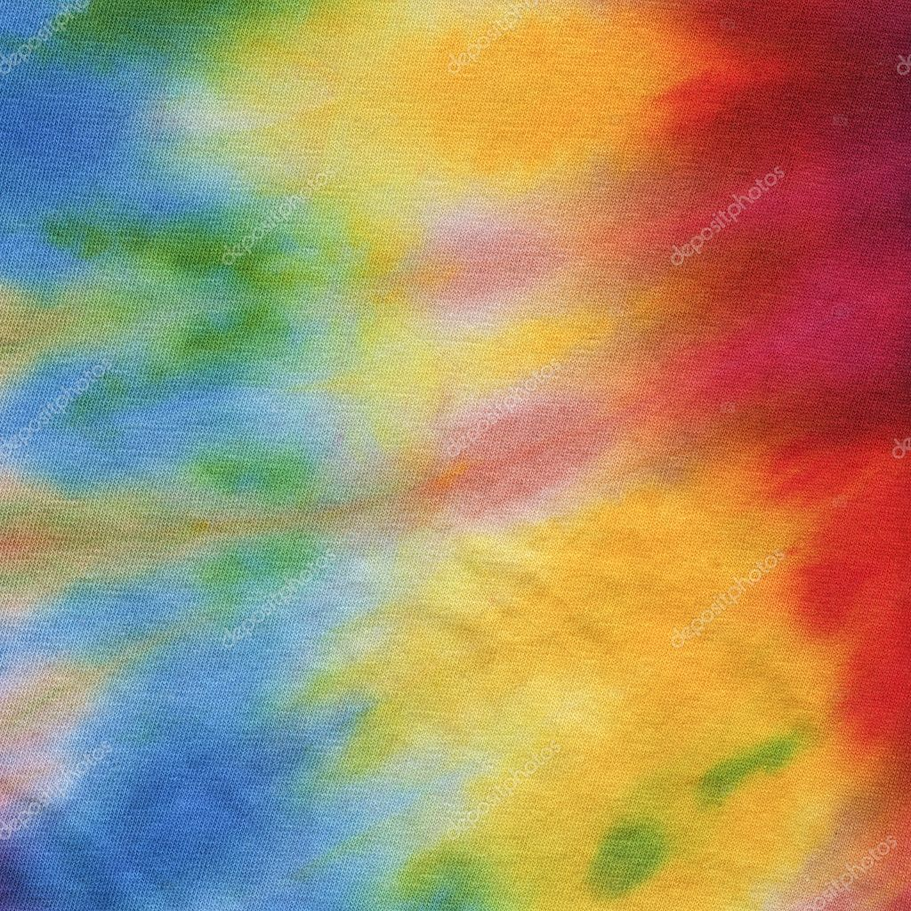 Green And Blue Tie Dye Background Tie Dye Fabric With Blue