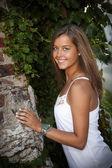 Beautiful teenage girl — Stock Photo