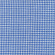 Royalty-Free Stock Photo: A high resolution blue checked print on fabric for backgrounds