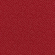 A high resolution big and small white dott pattern printed on red fabric for backgrounds — Stock Photo