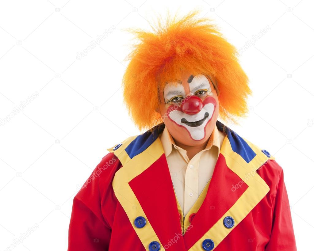 Clown de clown et de clown