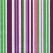 A high resolution white fabric with multi-colored vertical stripes — Stock Photo #21430389
