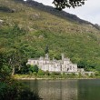 Ireland / Connemara Kylemore Abbey — Stock Photo