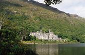Ireland / Connemara Kylemore Abbey — Stock Photo