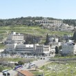 Golgotha hill Jerusalem Israel — Stock Photo