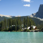 Canada - British Columbia - Yoho Nationalpark — Stock Photo