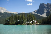 Canada - British Columbia - Yoho Nationalpark — Stock Photo