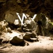 Cave tunnel — Stock Photo #19274523
