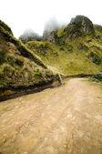 Andes Mountains at Mojanda - Ecuador — Stock Photo