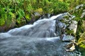 Wodospad hdr — Zdjęcie stockowe
