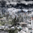 Dramatic city — Foto de stock #19289903