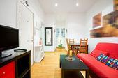 Interior Design: Modern Living room — Stock Photo