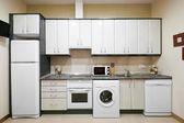 Interior Design: Kitchen — Stock Photo