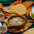 Stock Photo: Mexicfood