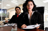 Business at office — Stock Photo
