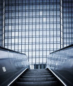 Stairway to success. Business concept — Stock Photo
