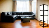 Salle de séjour - design d'intérieur — Photo