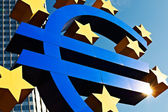 The European Central Bank (ECB), Frankfurt, Germany — Stock Photo