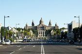 Montjuic Palace, Barcelona, Spain — Stock Photo