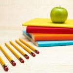 Back to School Series: school supplies — Stock Photo #19406213