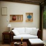 Interior design series: Modern living room — Stock Photo #19406887