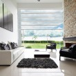 Stock Photo: Interior design series: Modern living room