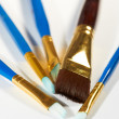 Back to School Series: art supplies — Stock Photo