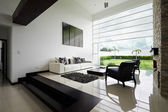 Interior design series: moderna sala de estar — Foto de Stock