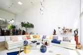 Interior design serires: living room — Foto Stock
