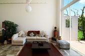 Interior design serires: Modern living room — Stock Photo