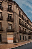 Old building in Zaragoza Spain — Stock Photo